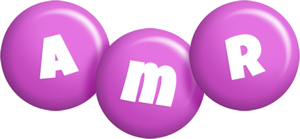 Amr candy-purple logo