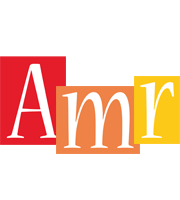 Amr colors logo