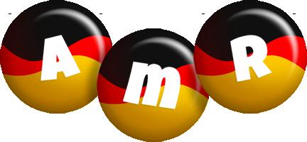 Amr german logo