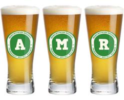 Amr lager logo