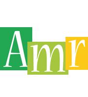 Amr lemonade logo
