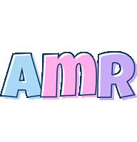 Amr pastel logo