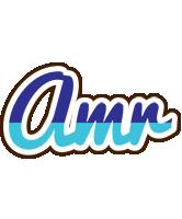 Amr raining logo