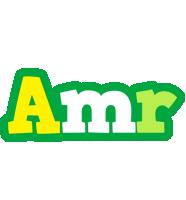 Amr soccer logo