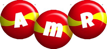 Amr spain logo