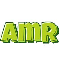 Amr summer logo