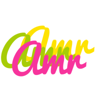 Amr sweets logo