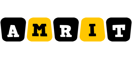 Amrit boots logo