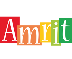 Amrit colors logo