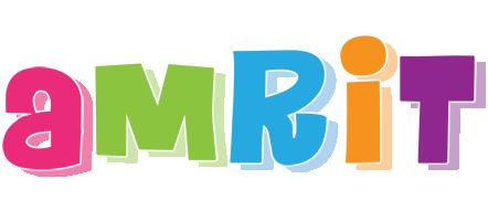 Amrit friday logo