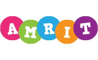 Amrit friends logo