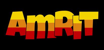 Amrit jungle logo