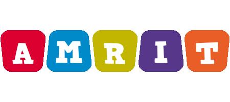 Amrit kiddo logo
