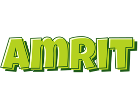 Amrit summer logo