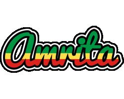 Amrita african logo