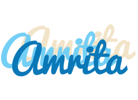 Amrita breeze logo