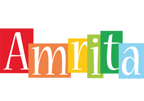 Amrita colors logo