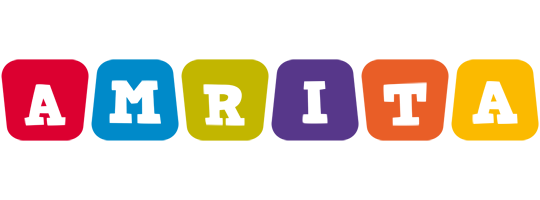 Amrita daycare logo