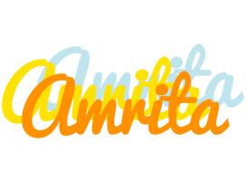Amrita energy logo