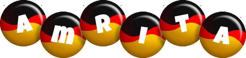 Amrita german logo
