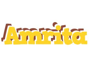 Amrita hotcup logo