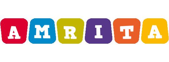 Amrita kiddo logo