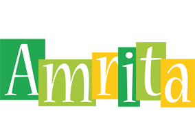 Amrita lemonade logo