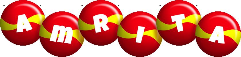 Amrita spain logo