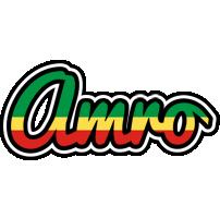 Amro african logo
