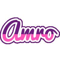 Amro cheerful logo