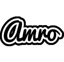 Amro chess logo
