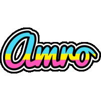Amro circus logo