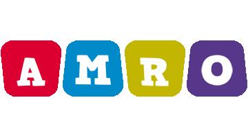 Amro daycare logo