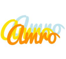 Amro energy logo