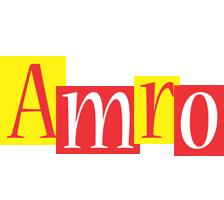 Amro errors logo