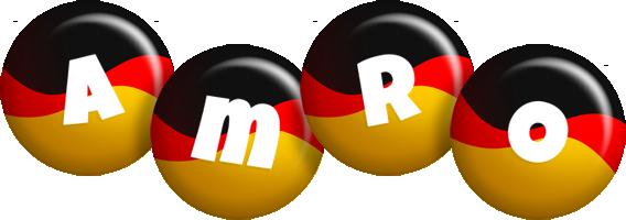 Amro german logo