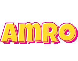 Amro kaboom logo