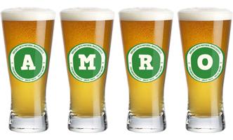 Amro lager logo