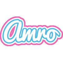 Amro outdoors logo