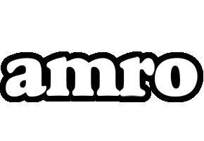 Amro panda logo