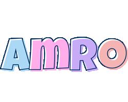 Amro pastel logo