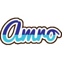 Amro raining logo