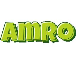 Amro summer logo