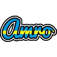 Amro sweden logo