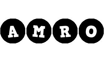 Amro tools logo