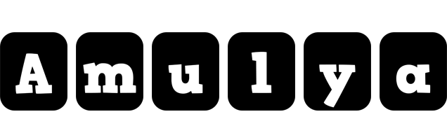 Amulya box logo