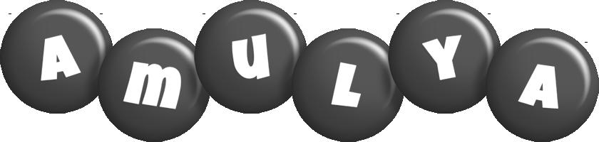 Amulya candy-black logo