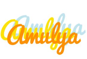 Amulya energy logo