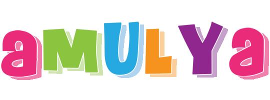 Amulya friday logo