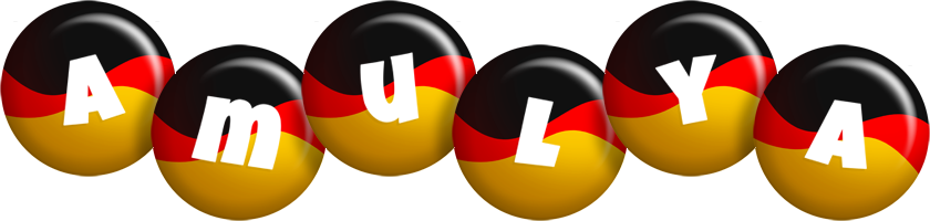 Amulya german logo